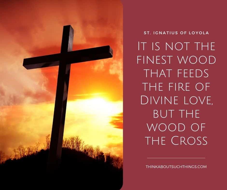 Jesus on the cross quotes