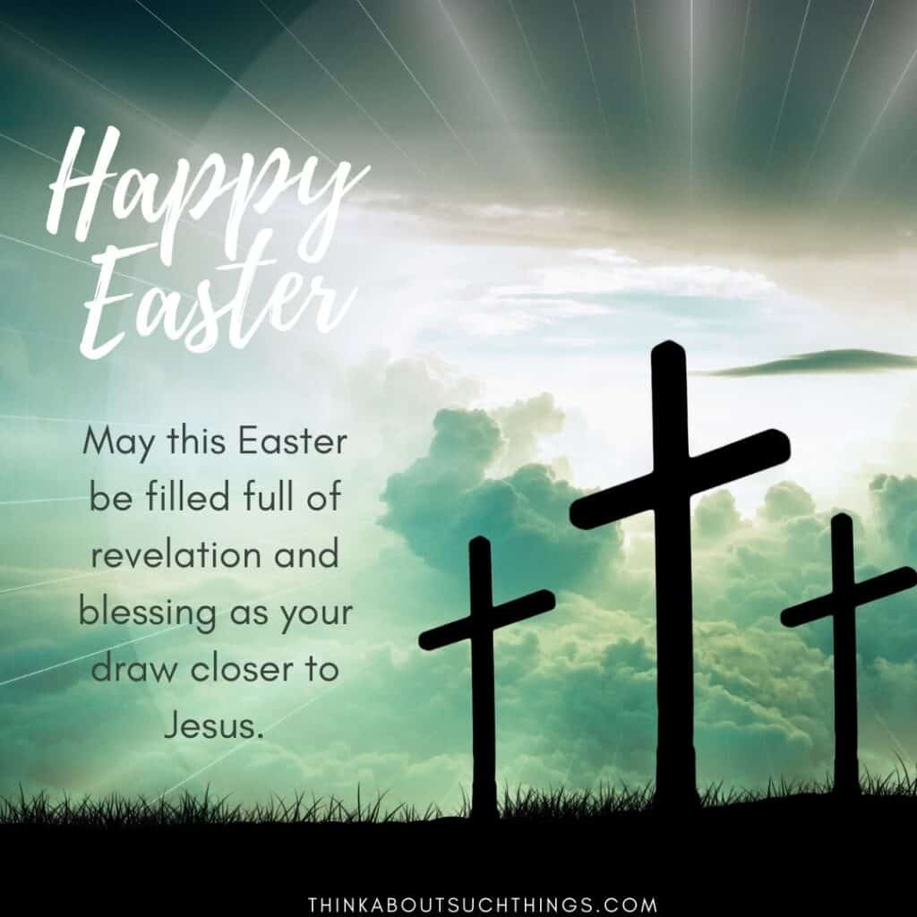 Blessed Easter Image
