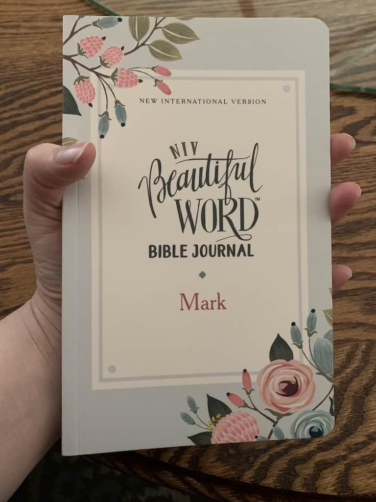 Beautiful Word Bible Journal Mark