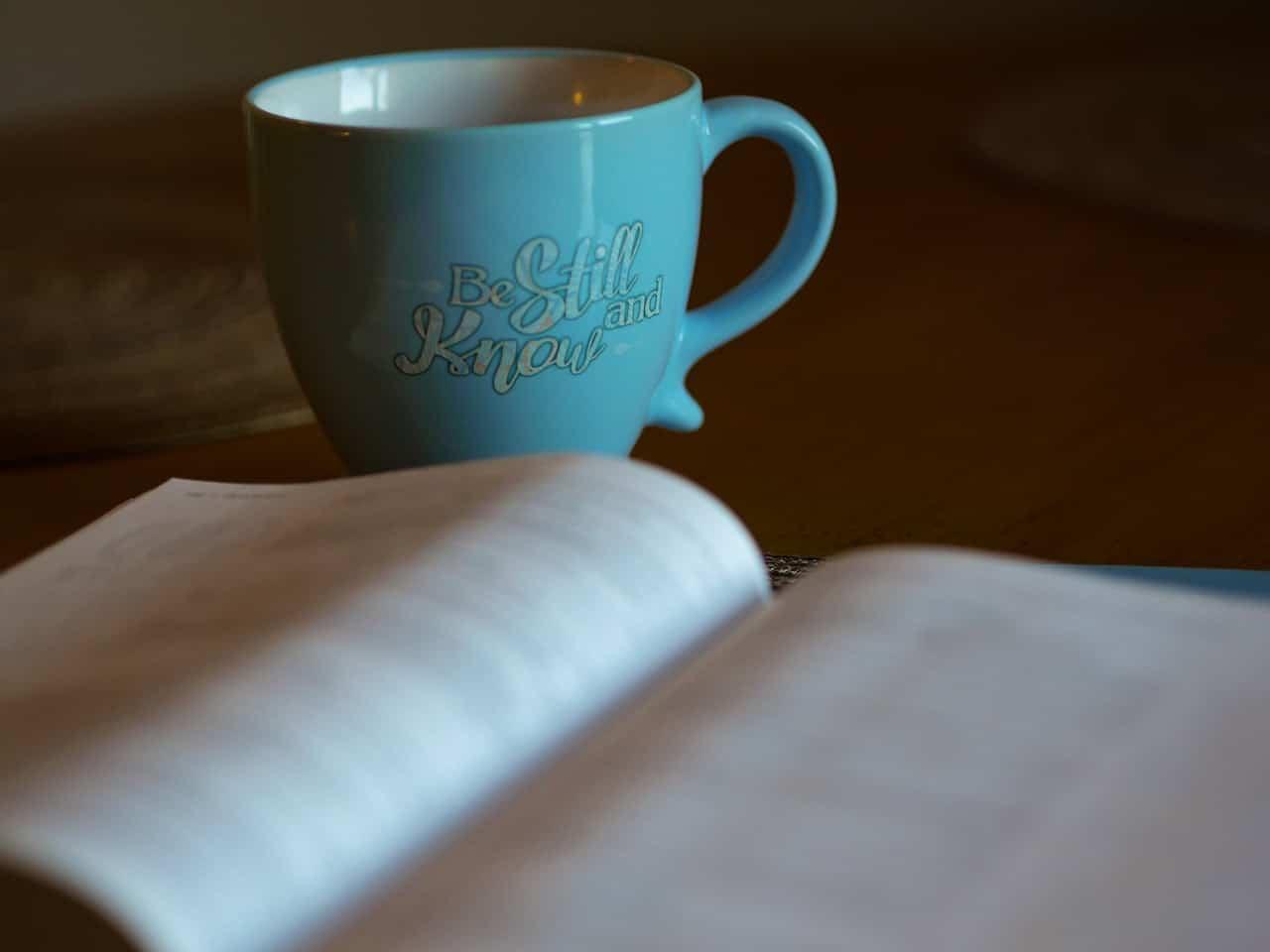 Pastor coffee mugs