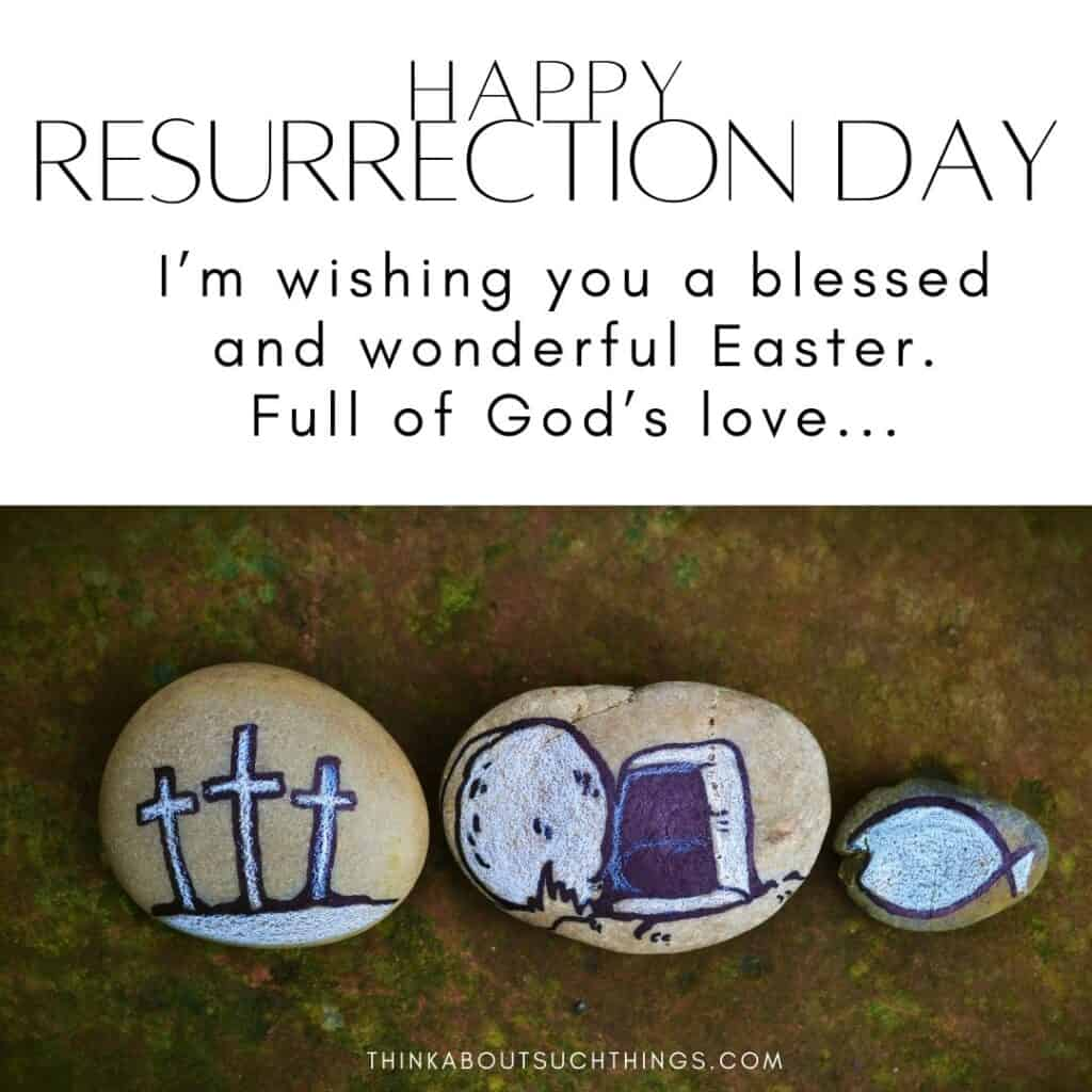 Religious Easter Wishes