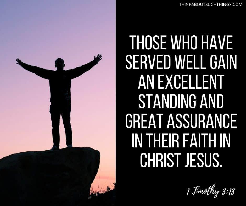 pastors verses
