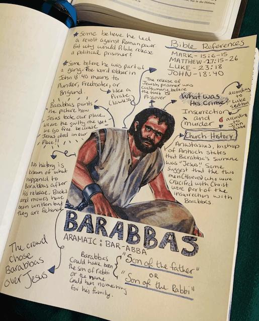 Barabbas Bible Study