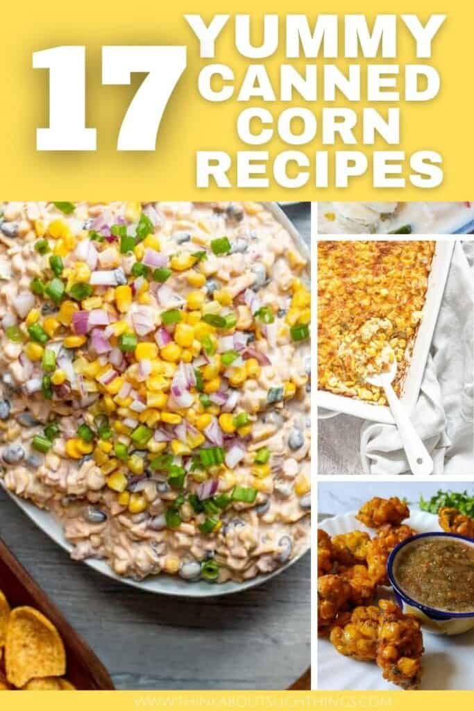 Canned Corn Recipes