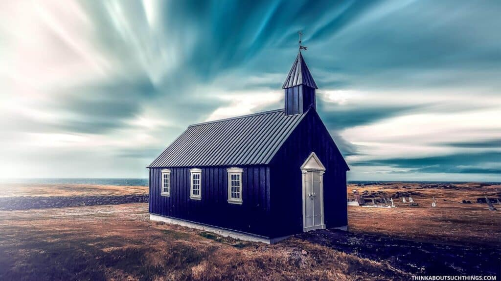 Five fold ministry gifts in the church picture of a blue church