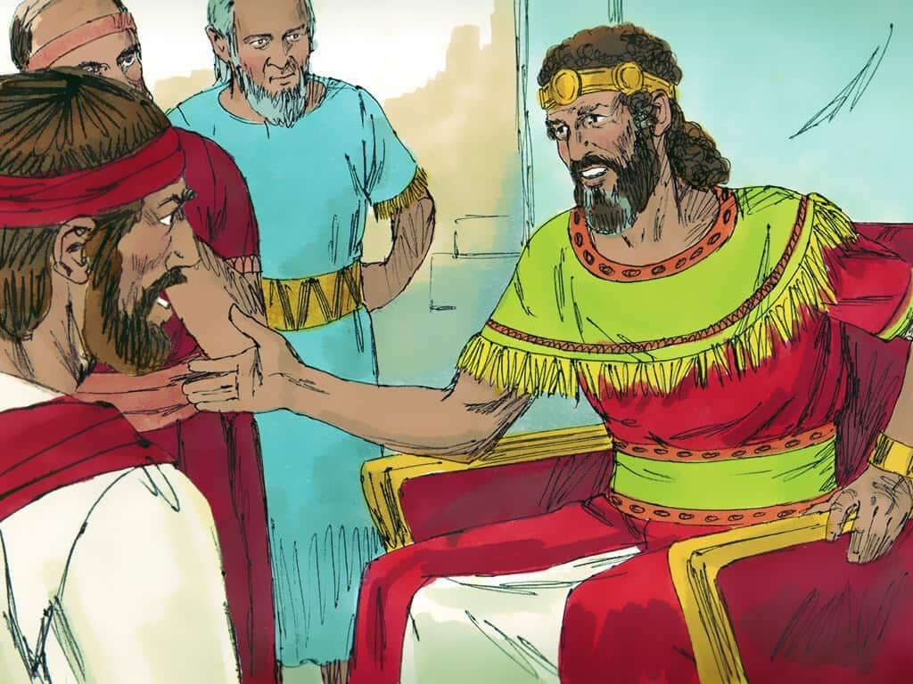Uriah and david