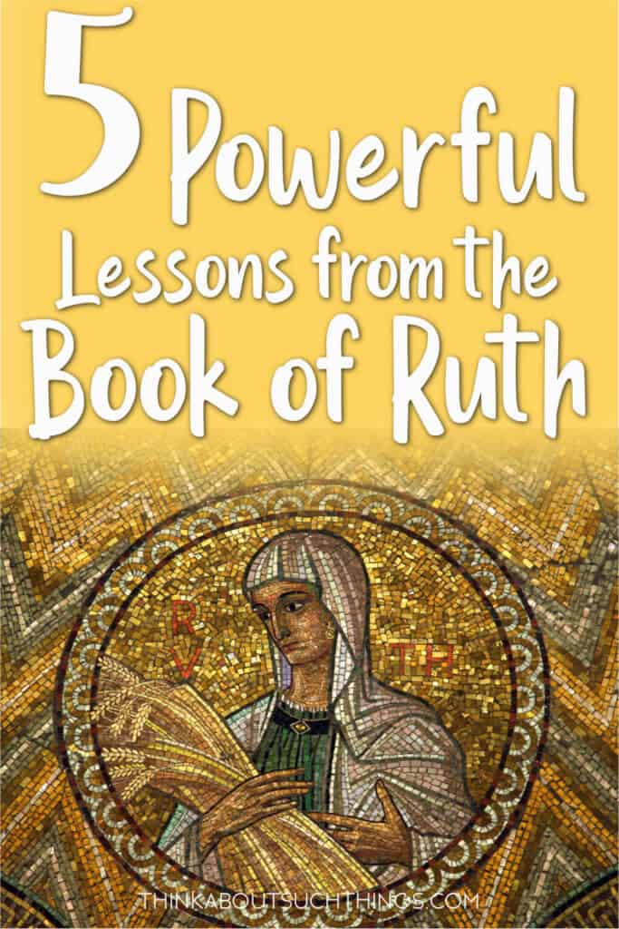 Spiritual Lessons from the Book of Ruth