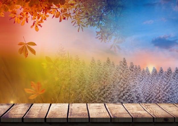 Bible verses about seasons changing