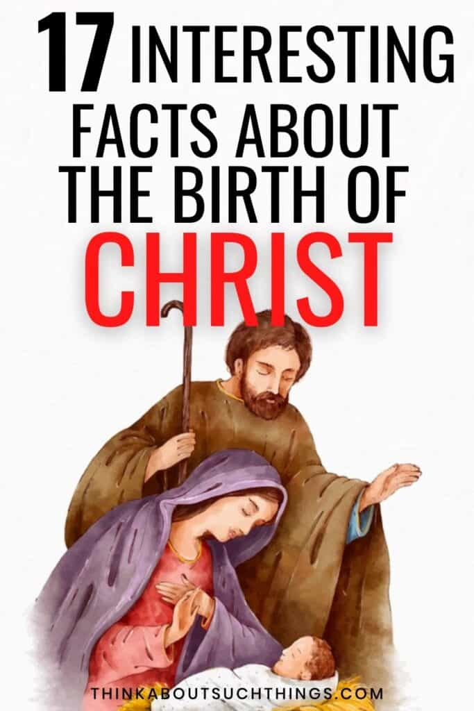 Facts About the Birth of Jesus