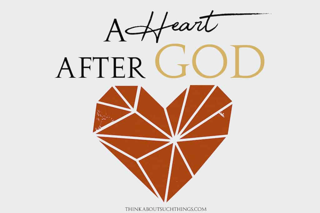 God Sees The Heart