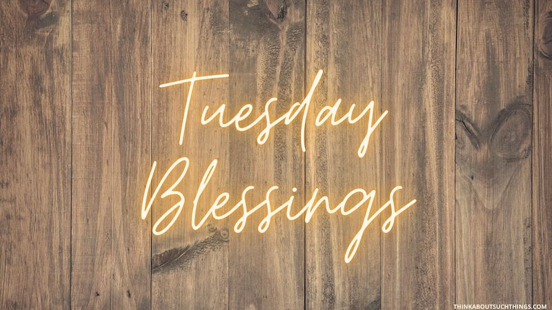 blessings for tuesday