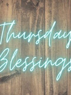 Thursday blessings quotes