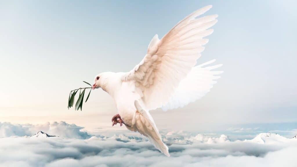 welcome the holy spirit through prayer